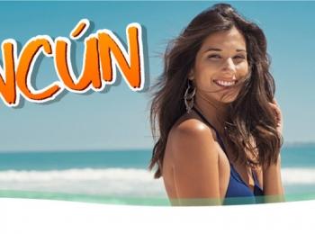 Cancun (Avión+Hotel)