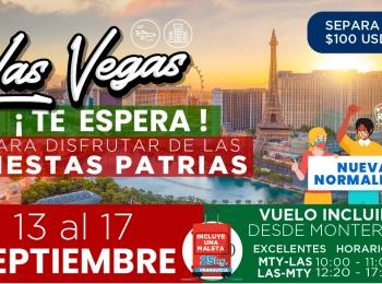 Fiestas Patrias 2020 en Las Vegas